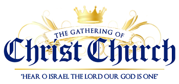 GATHERING OF CHRIST CHURCH Logo